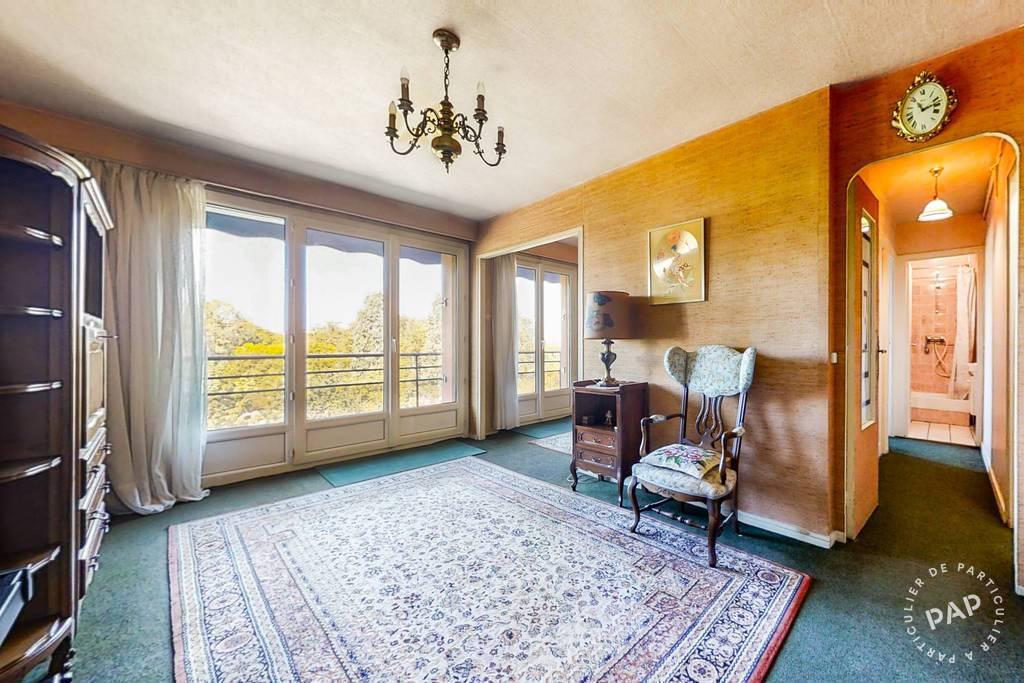 Vente appartement 4 pièces Saint-Cloud (92210)