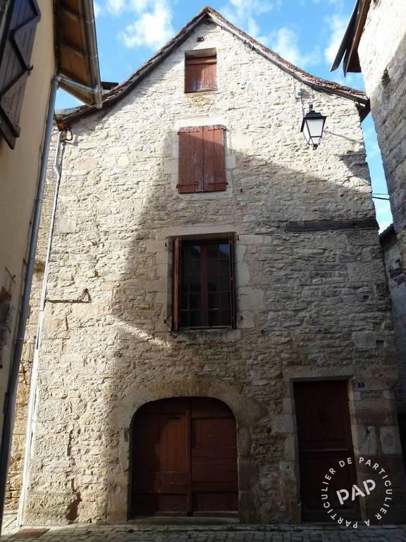 Vente Maison Villeneuve (12260) 180m² 55.000€