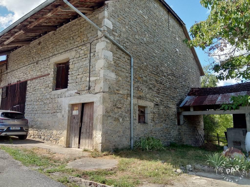 Vente maison studio Chazey-Bons (01300)
