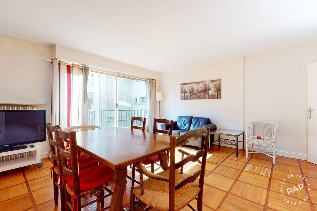 Vente Appartement Paris 16E (75016) 64m² 890.000€