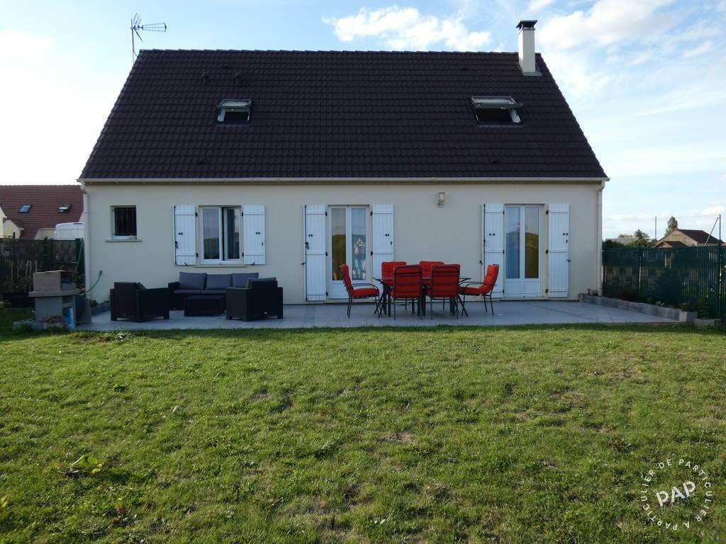 Vente Maison Saint-Sulpice (60430) 136m² 280.000€