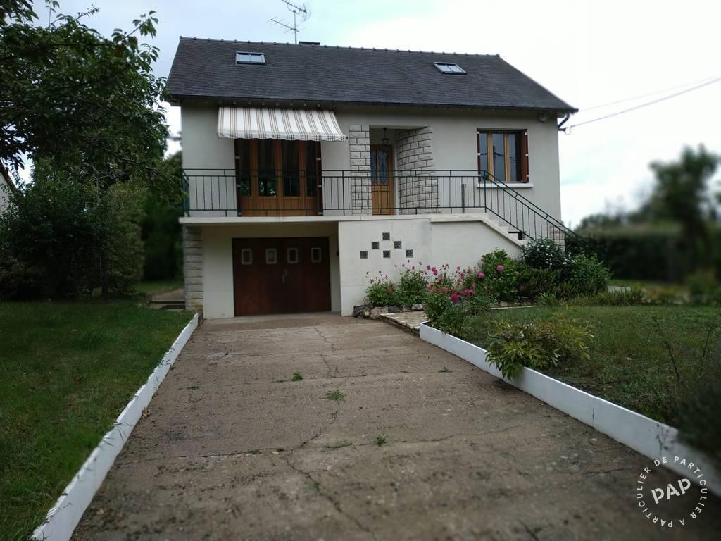 Vente Maison Rogny-Les-Sept-Écluses (89220) 92m² 135.000€
