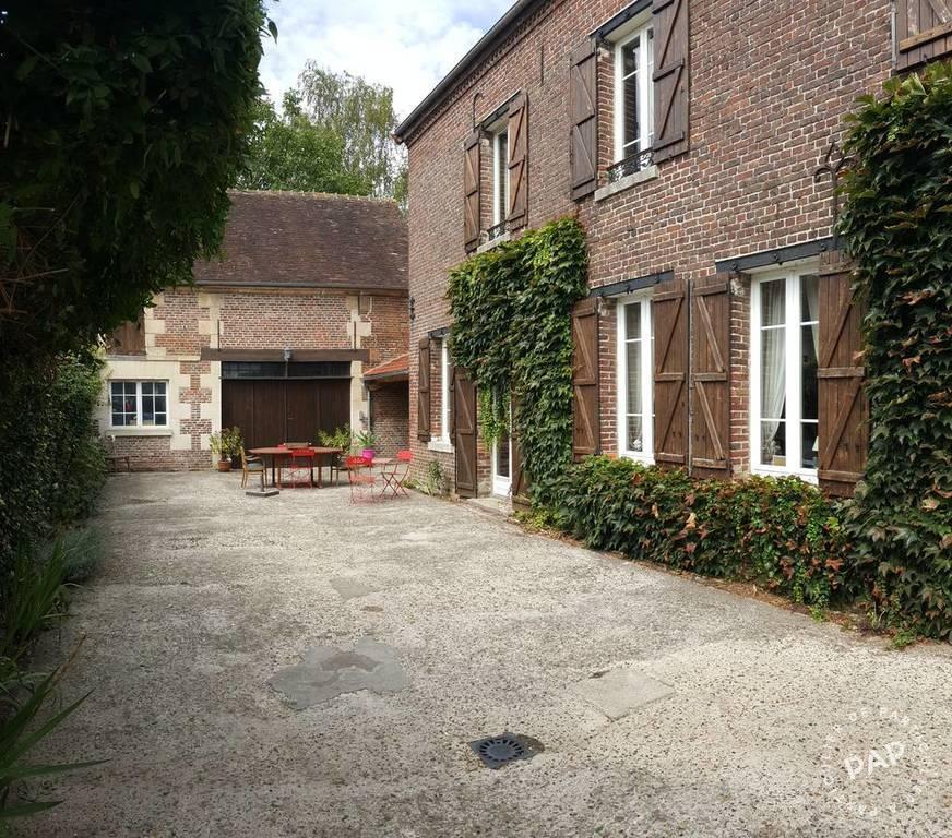 Vente maison 9 pièces Longueil-Sainte-Marie (60126)