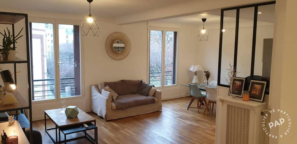 Vente Appartement Paris 17E (75017) 66m² 749.000€
