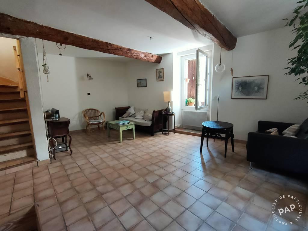 Vente maison 4 pièces Champtercier (04660)