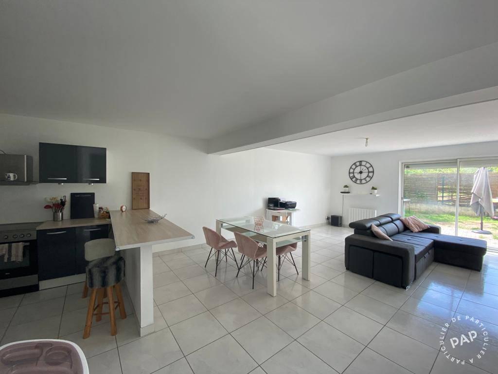 Vente Maison Saint-Aignan-Le-Jaillard (45600) 110m² 155.000€