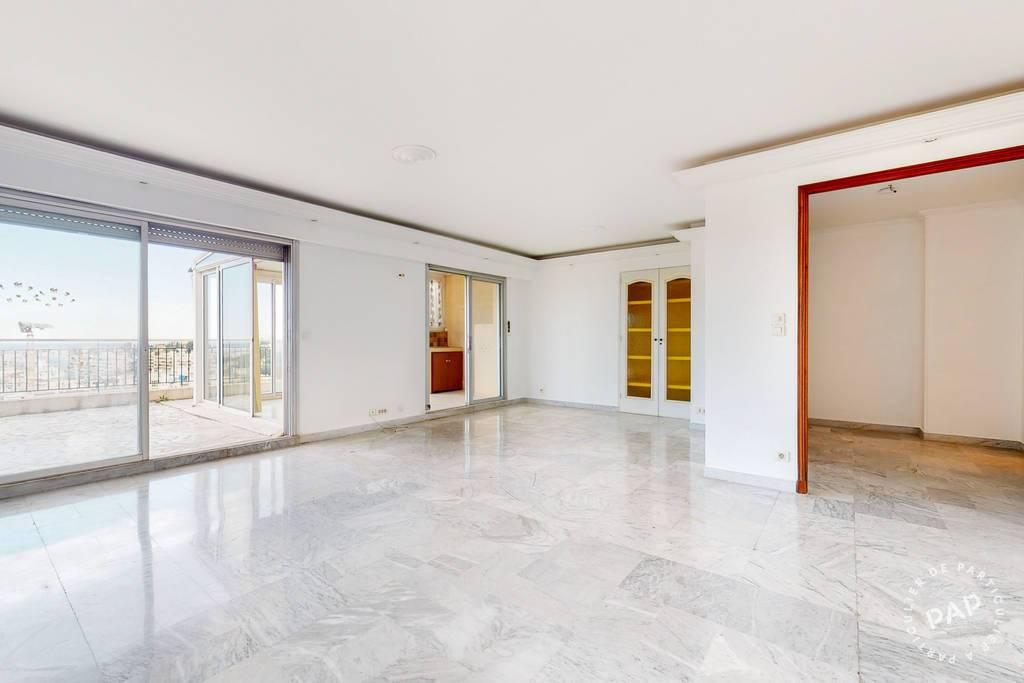 Vente appartement 5 pièces Le Cannet (06110)