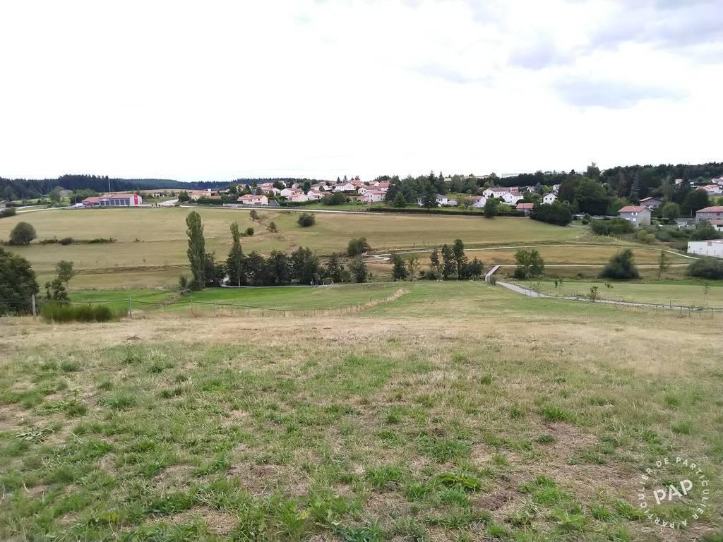 Vente Terrain Saint-Just-Malmont (43240)  125.000€