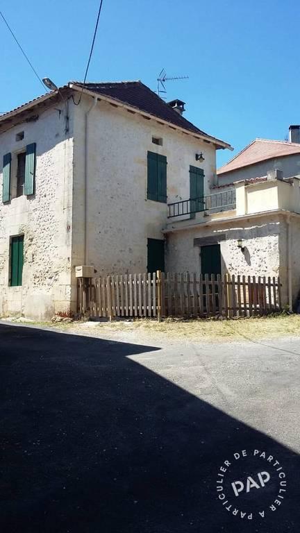 Vente maison 3 pièces Saint-Sulpice-de-Roumagnac (24600)