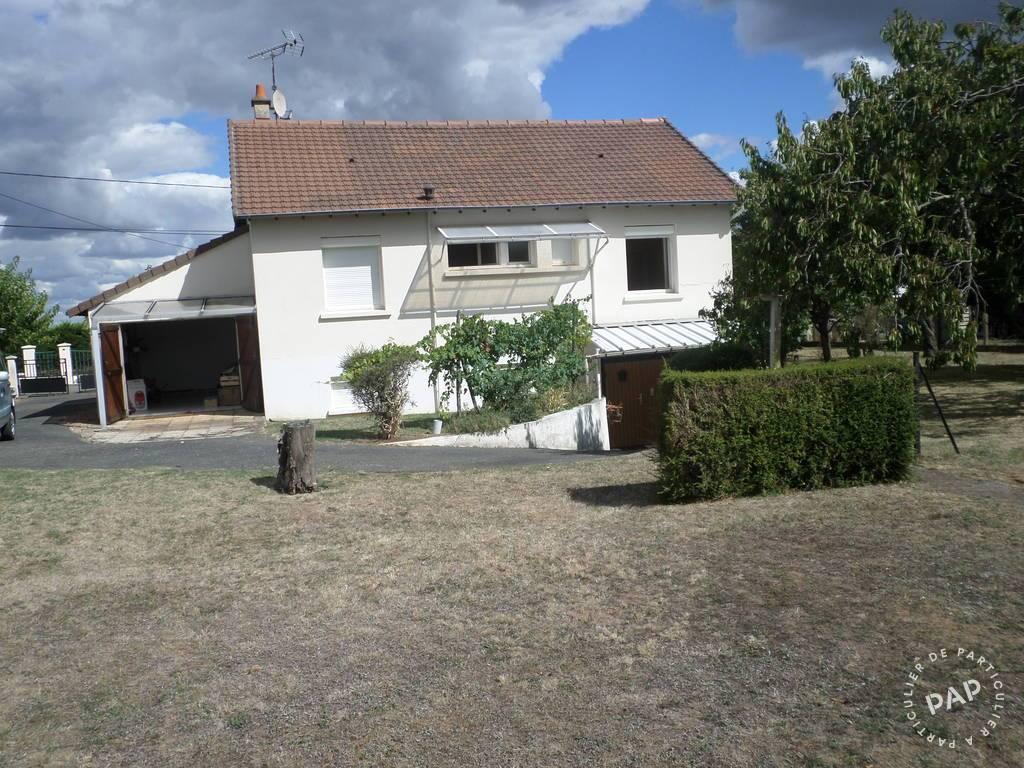 Vente Maison Antogny-Le-Tillac (37800) 70m² 140.000€