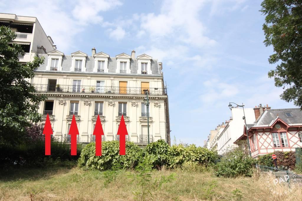 Vente Appartement Saint-Mandé (94160) 103m² 1.200.000€