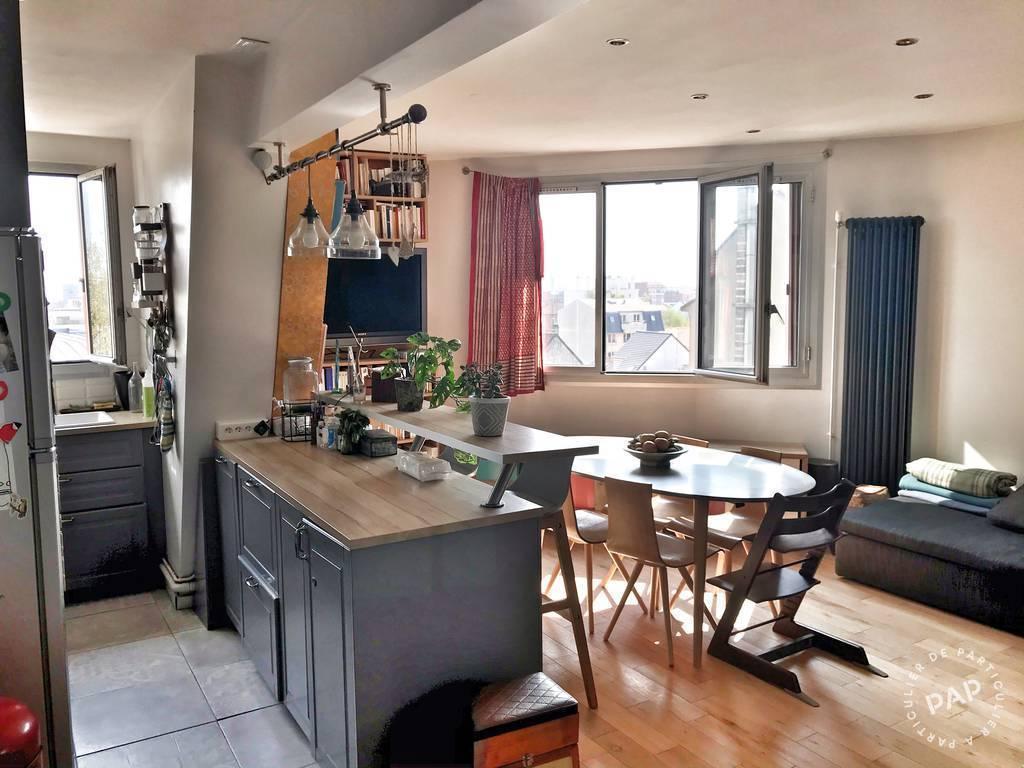 Vente Appartement Les Lilas (93260) 54m² 440.000€