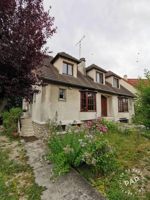 Vente Maison Aulnay-Sous-Bois (93600) 177m² 578.700€