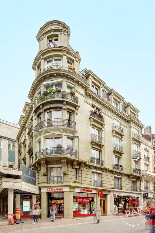Vente Appartement Lille (59000) 84m² 415.000€