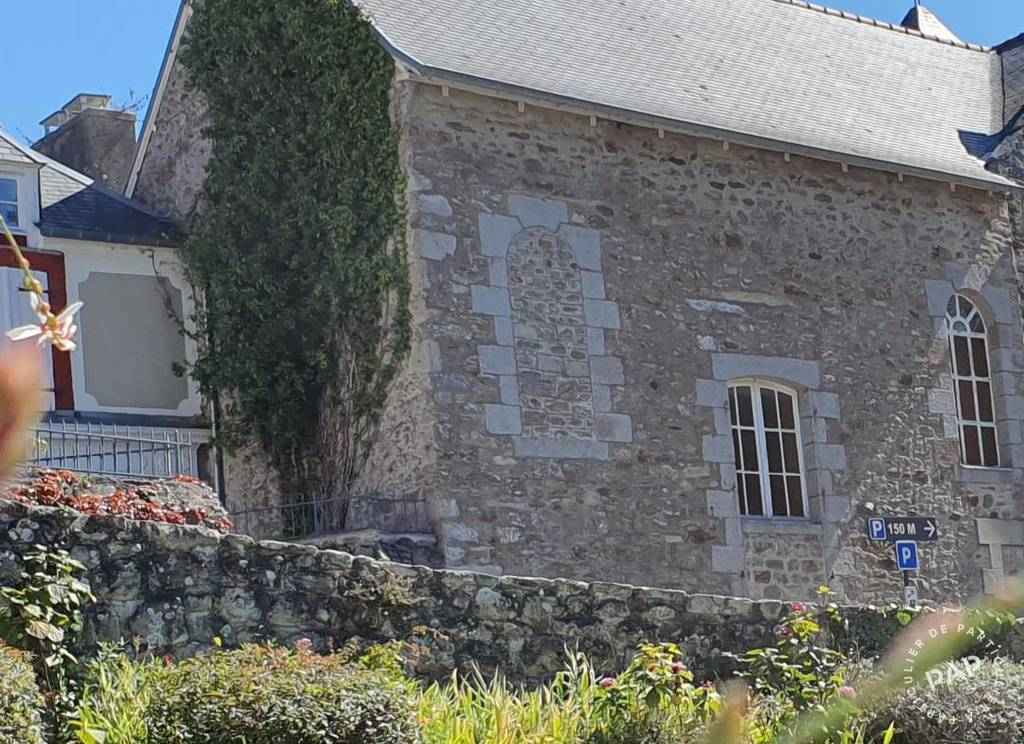 Vente maison 8 pièces Saint-Briac-sur-Mer (35800)