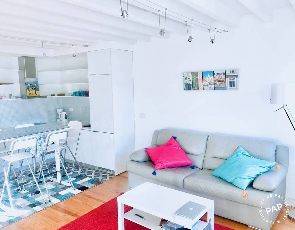 Location appartement 3 pièces Portugal