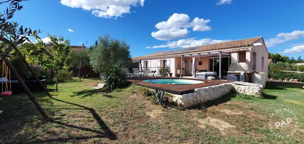 Vente Maison Saint-Bauzély (30730) 116m² 296.400€
