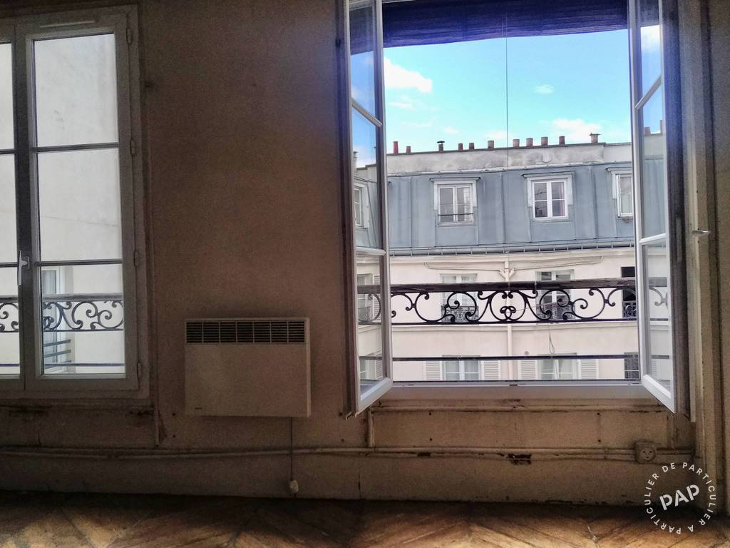 Vente Appartement Paris 2E (75002)