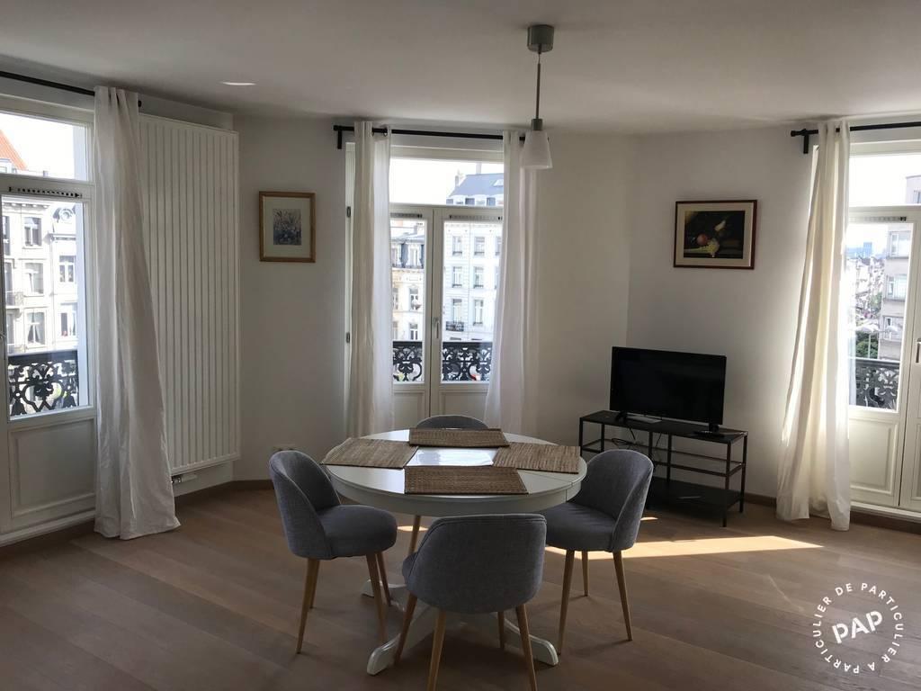 Location Meublee Appartement 2 Pieces 60 M Bruxelles Belgique 60 M 1 065 De Particulier A Particulier Pap