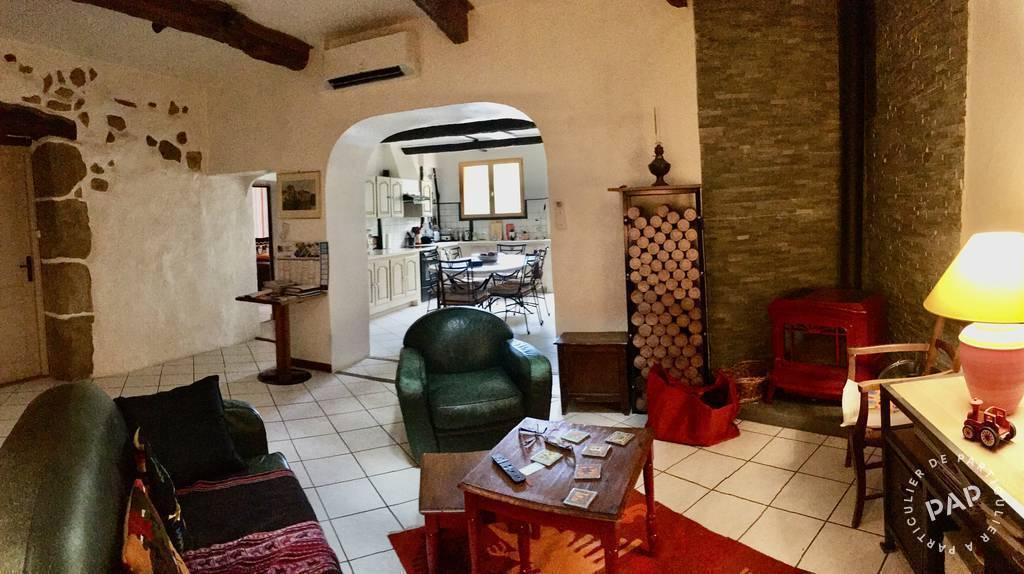 Vente immobilier 320.000€ / Gîte, Saint-Jean-De-Fos (34150)