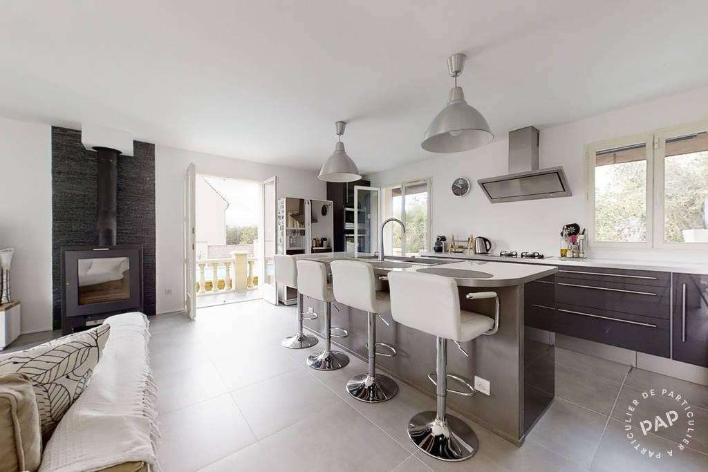 Vente immobilier 425.000€ Puiseux-En-France (95380)
