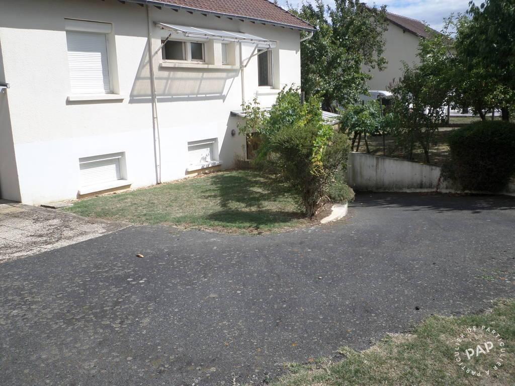 Vente immobilier 140.000€ Antogny-Le-Tillac (37800)