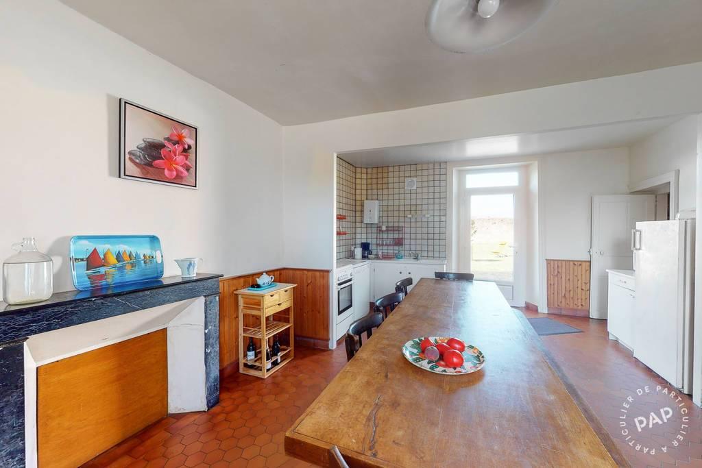 Vente immobilier 680.000€ Saint-Martin-De-Varreville (50480)