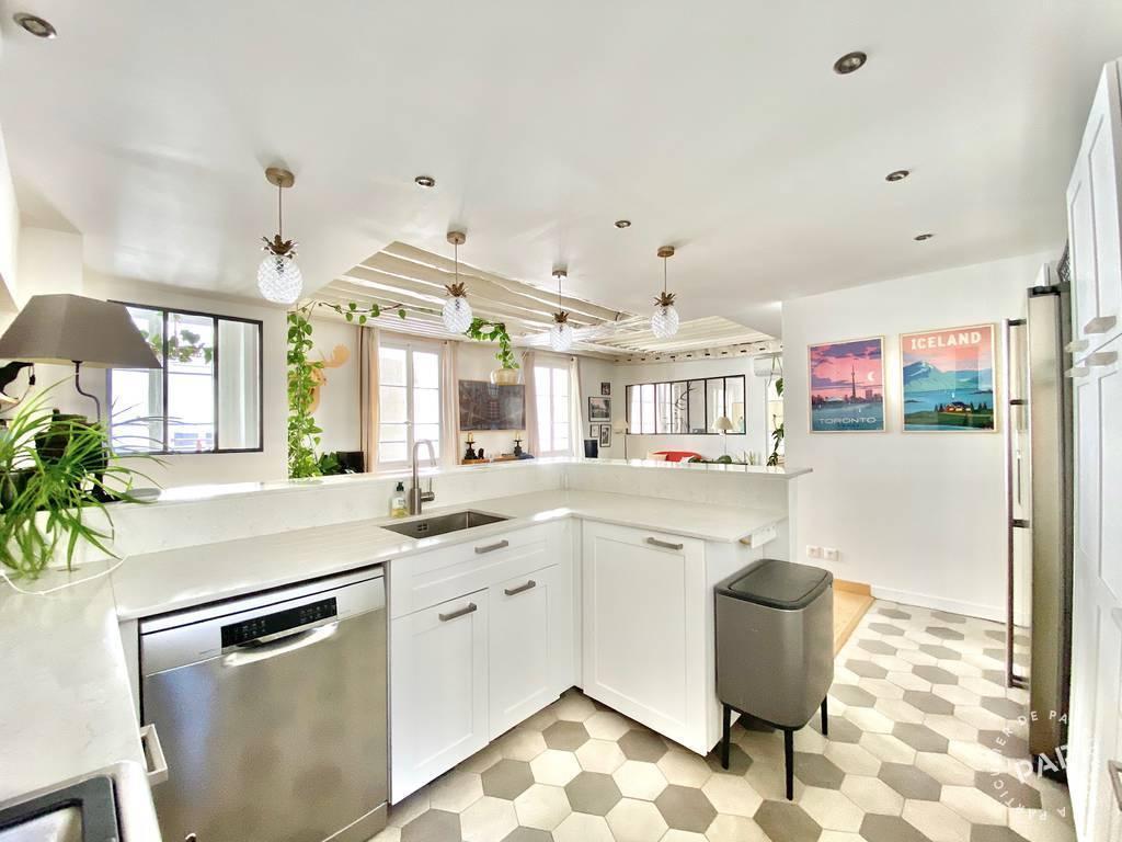 Appartement Paris 10E (75010) 1.700.000€