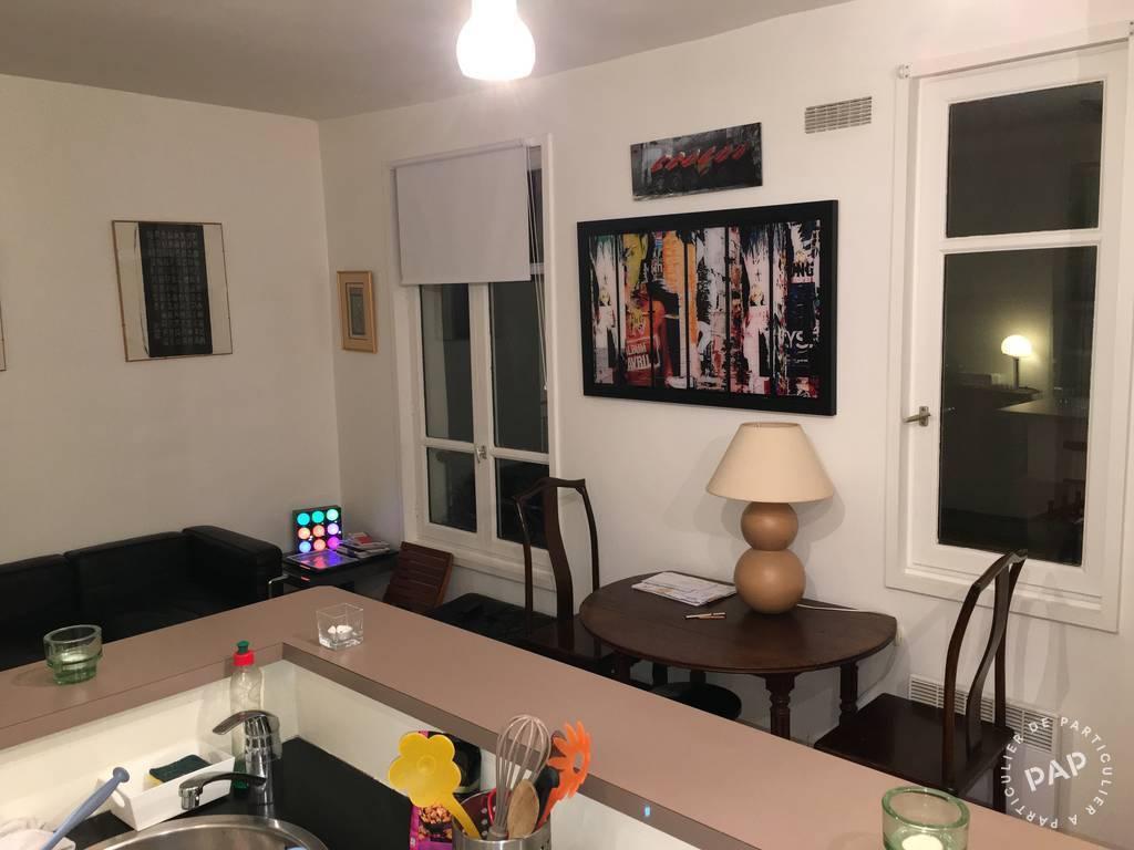 Appartement 1.190€ 36m² Paris 18E (75018)
