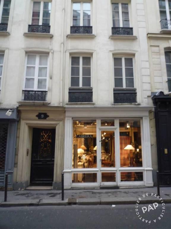 Location Paris 6E (75006) 35m²