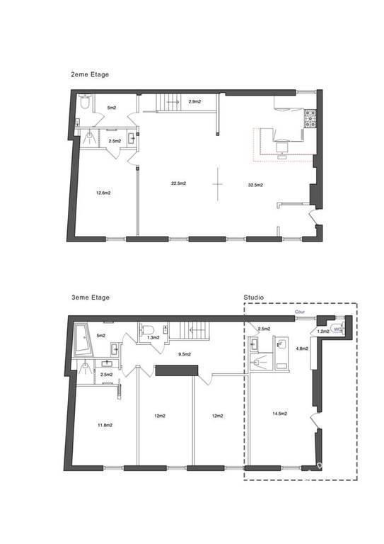 Immobilier Paris 10E (75010) 1.700.000€ 160m²