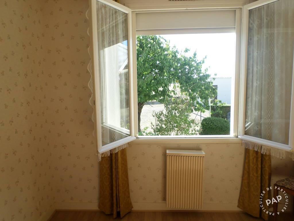 Immobilier Antogny-Le-Tillac (37800) 140.000€ 70m²