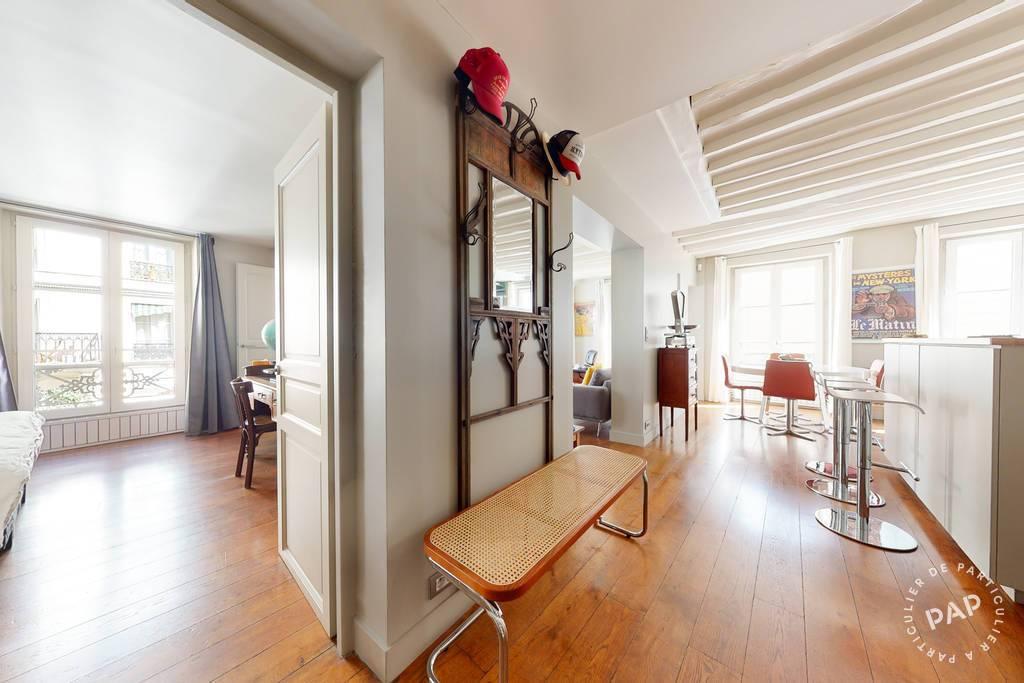 Vente Appartement Paris 2E (75002) 72m² 1.150.000€