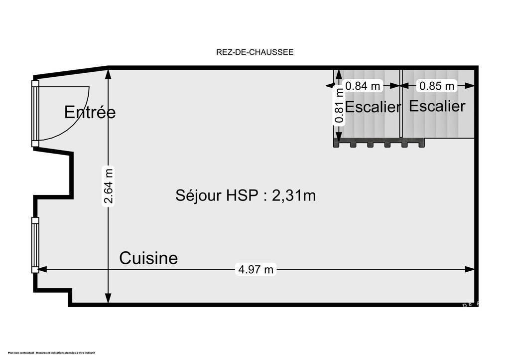 Vente Maison Camarès (12360) 40m² 45.000€