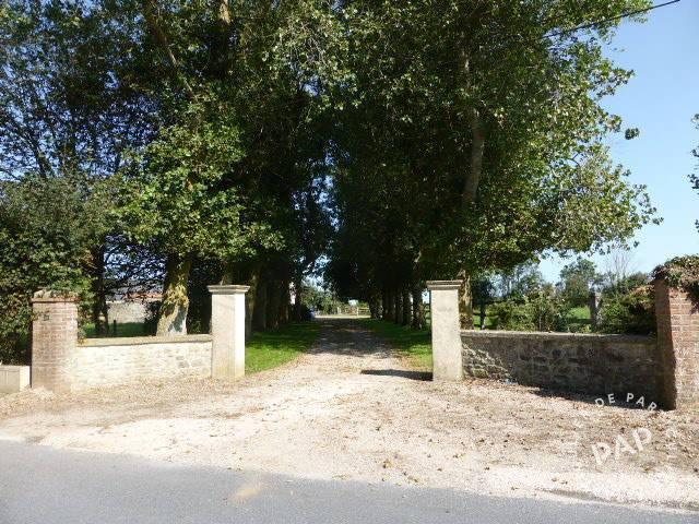 Vente Maison Saint-Martin-De-Varreville (50480)
