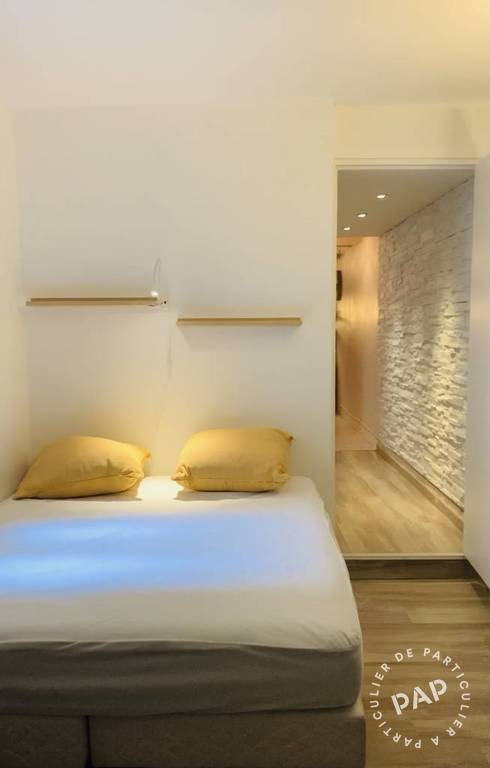 Location appartement 2 pièces Paris 9e