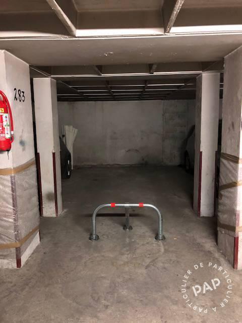 Location Garage, parking Paris 20E (75020)  80€