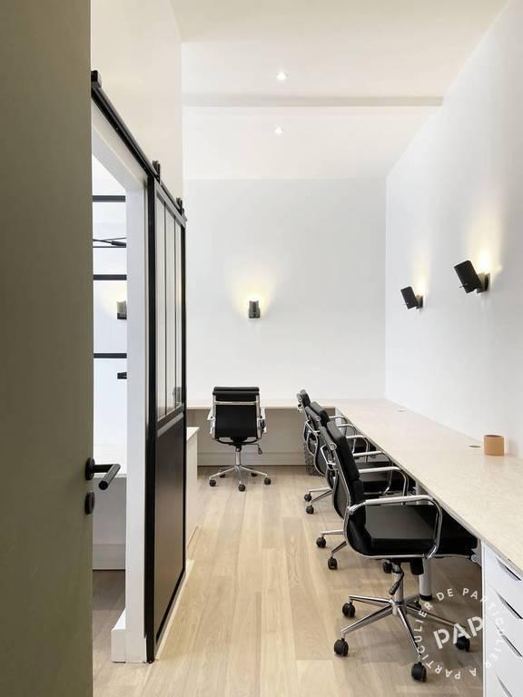Location Bureaux et locaux professionnels Paris 17E (75017) 95m² 1.400€