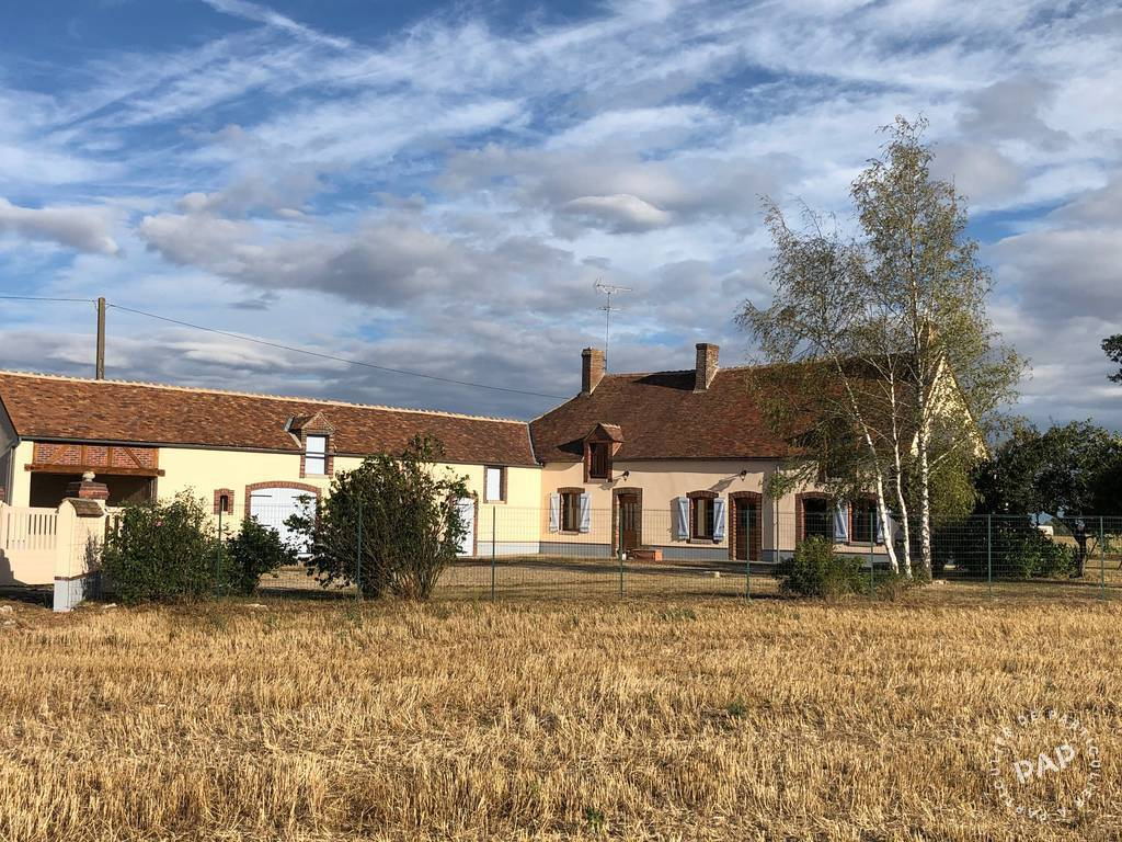 Vente Maison Amilly (45200) 200m² 300.000€