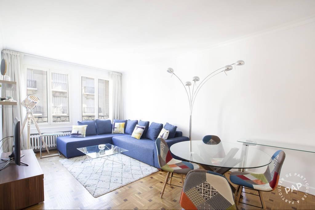 Location Appartement Paris 16E (75016) 60m² 2.200€