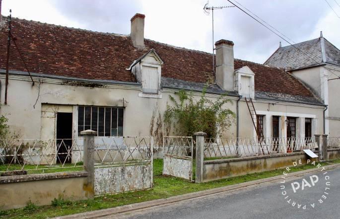 Vente maison 5 pièces Liniez (36150)