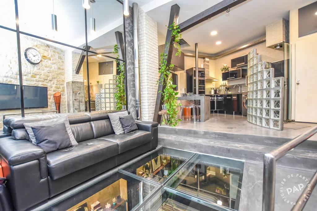 Vente Appartement Paris 20E (75020) 46m² 460.000€