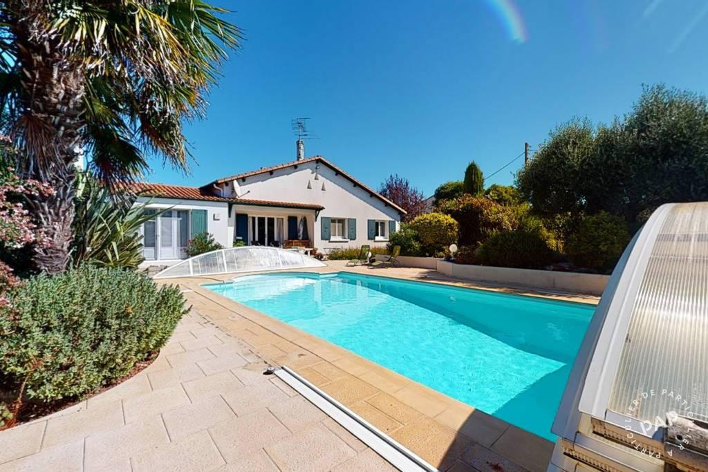 Vente Maison Port-Des-Barques (17730) 180m² 438.000€