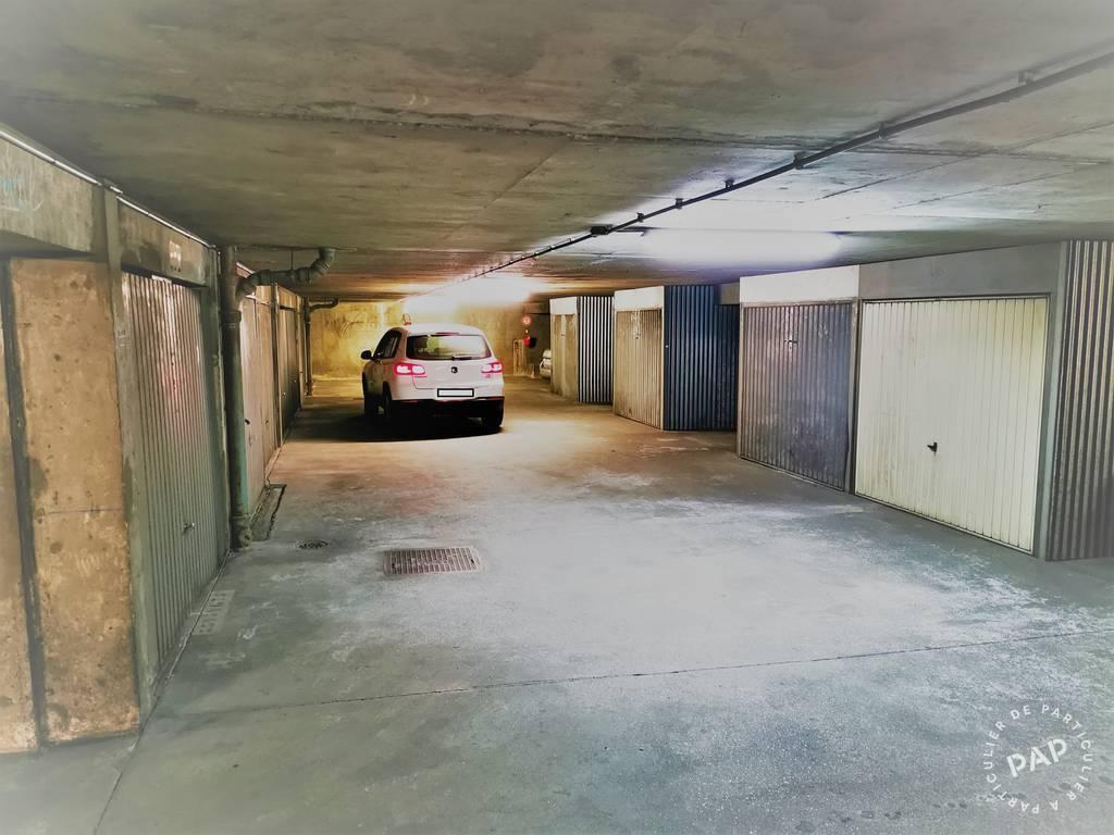 Location Garage, parking Paris 15E (75015)  120€