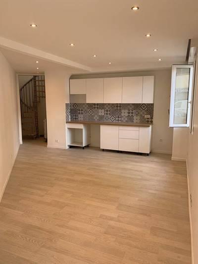 Vente appartement 2pièces 45m² Bagnolet - 239.000€