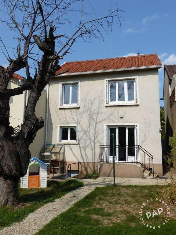 Vente Maison Le Plessis-Robinson (92350) 90m² 558.000€