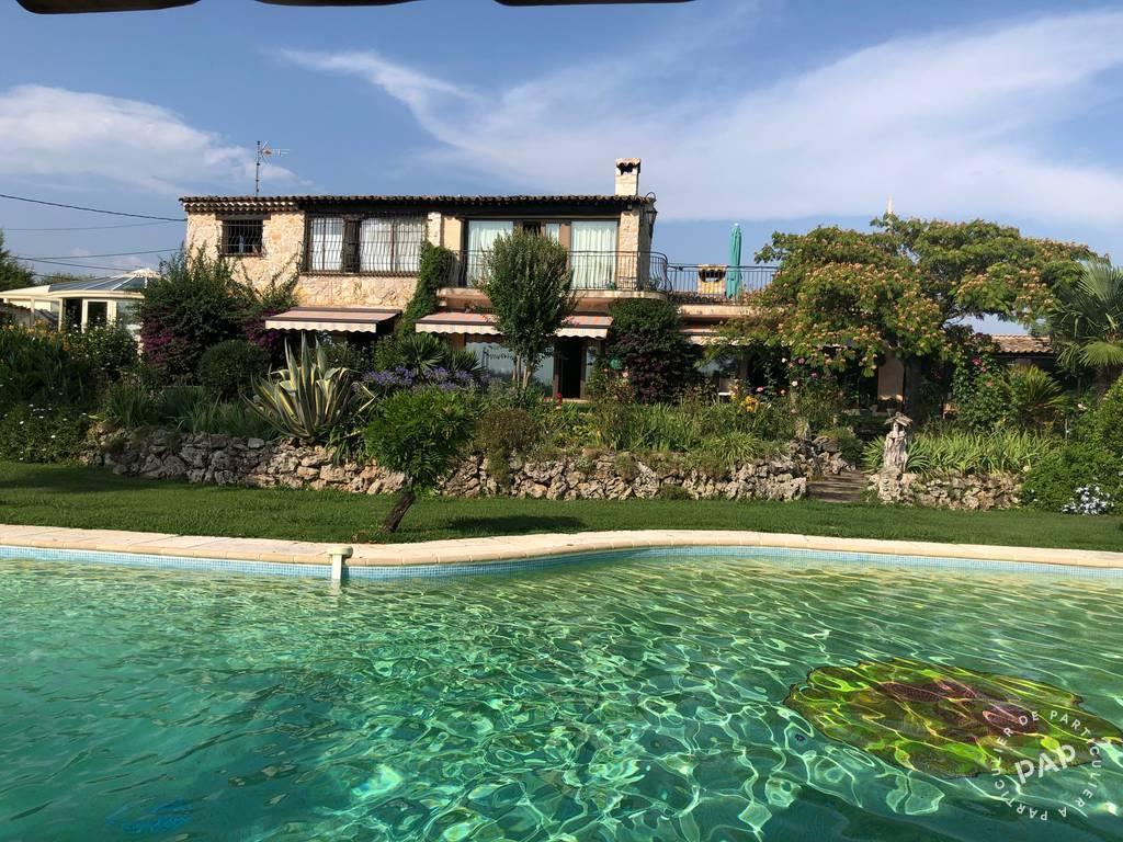 Vente Maison Vence (06140) 450m² 1.700.000€