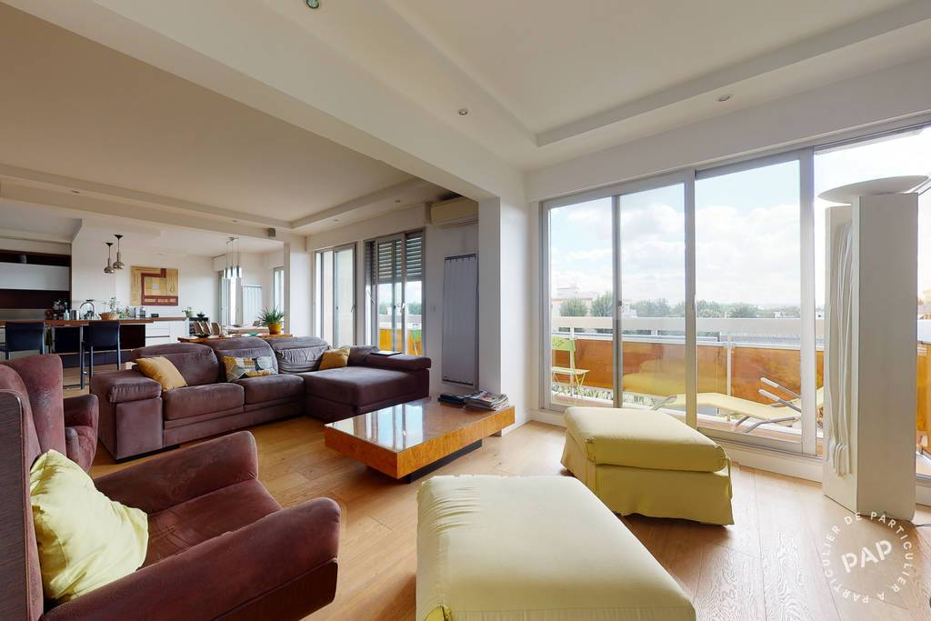 Vente Appartement Saint-Maur-Des-Fossés (94210) 115m² 670.000€