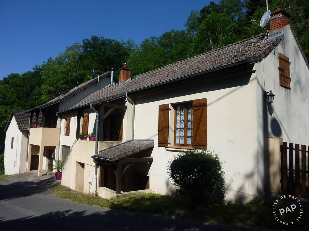 Vente maison 6 pièces Saint-Sernin-du-Bois (71200)