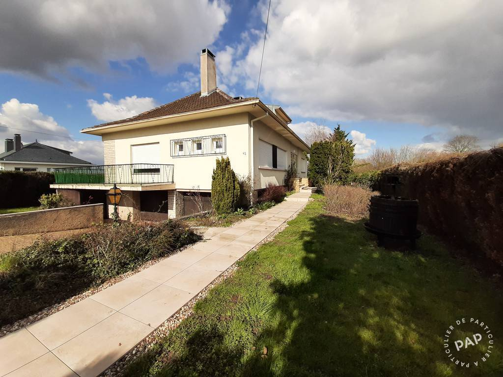 Vente maison 8 pièces Metz (57)